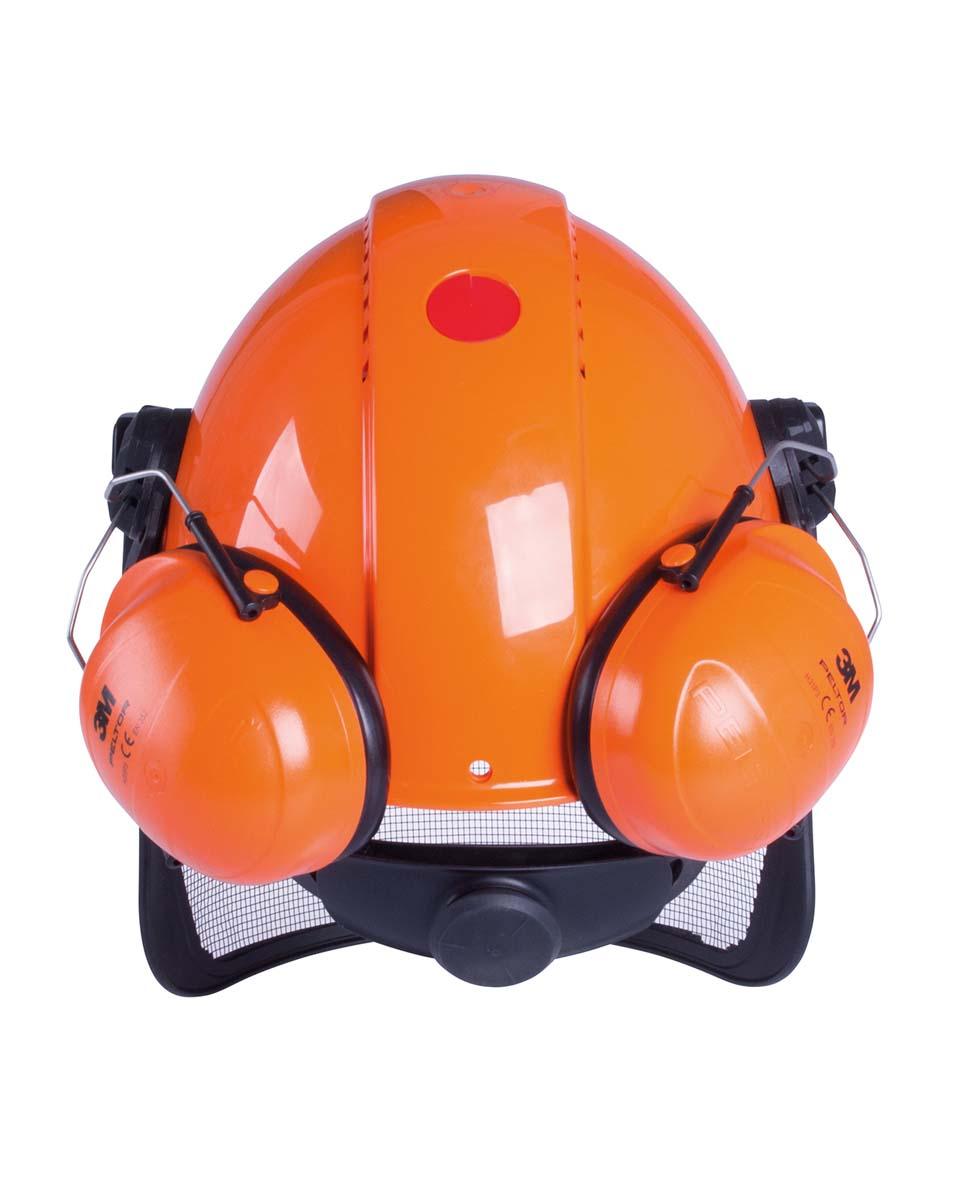 3M Peltor helm met visier en gehoorbescherming Bild 3