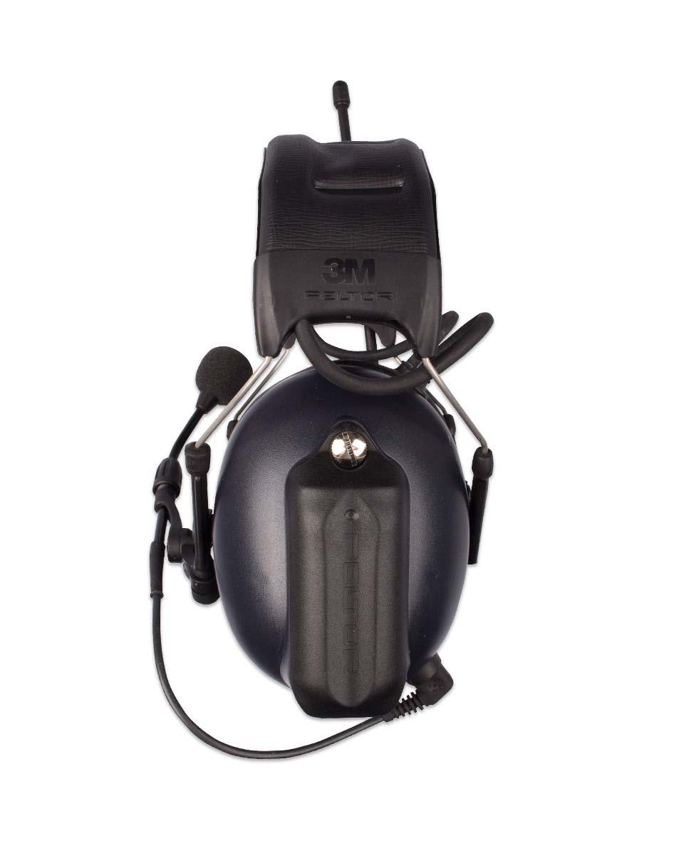 3M Peltor LiteCom gehoorbescherming met radio Bild 2