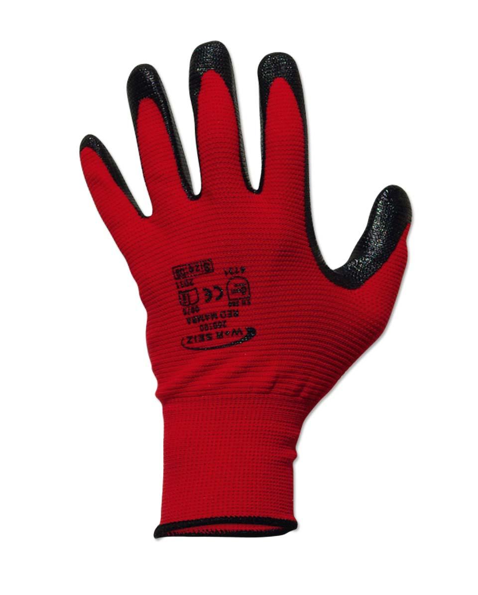 Handschoen Red Mamba Bild 2