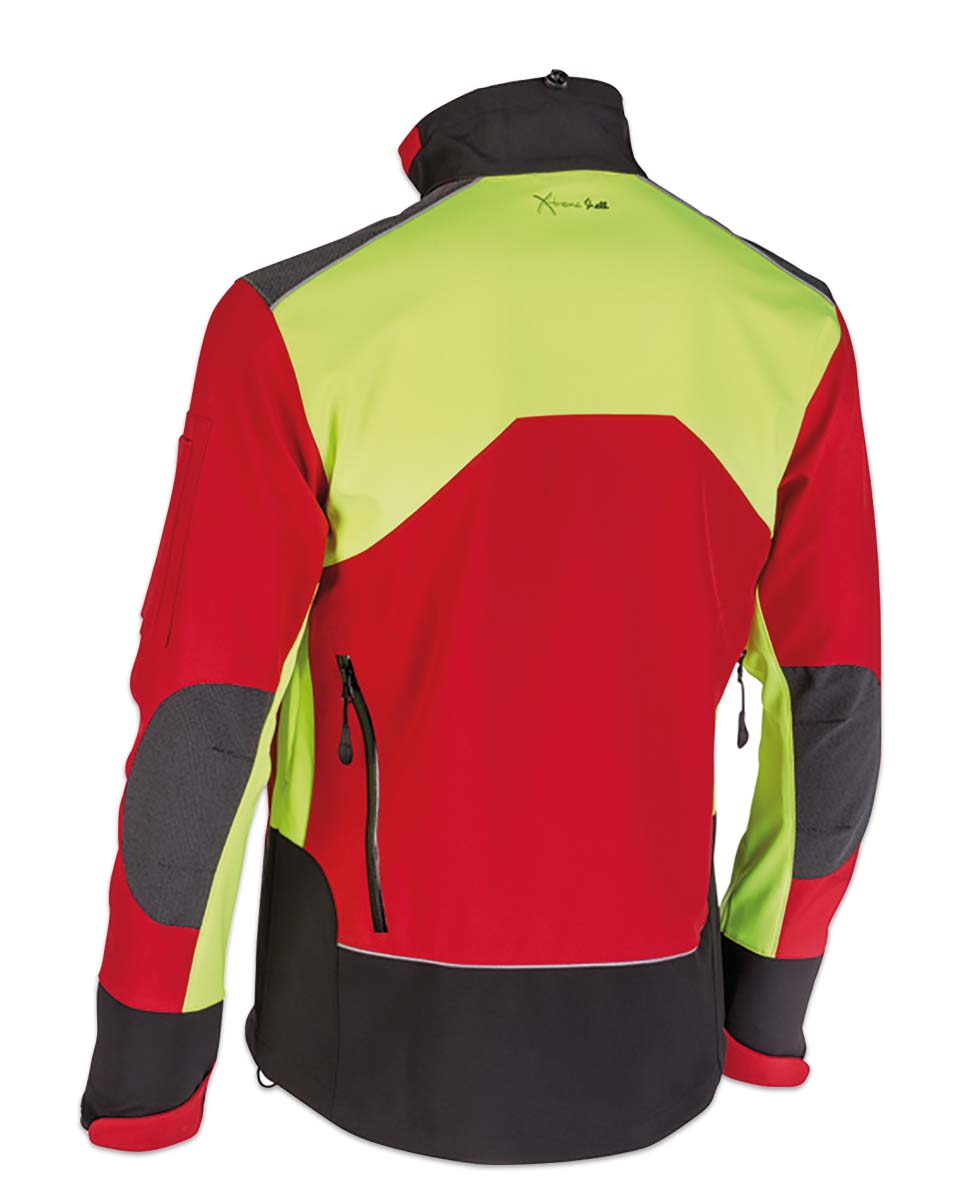 X-treme Shell - Softshell jack Bild 2