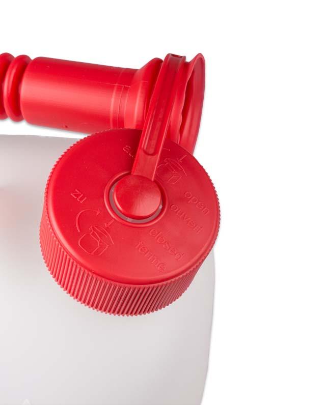 Jerrycan voor brandstof 5 L Bild 3