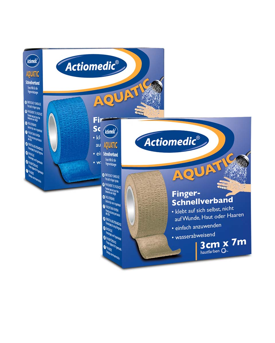AQUATIC snelverband