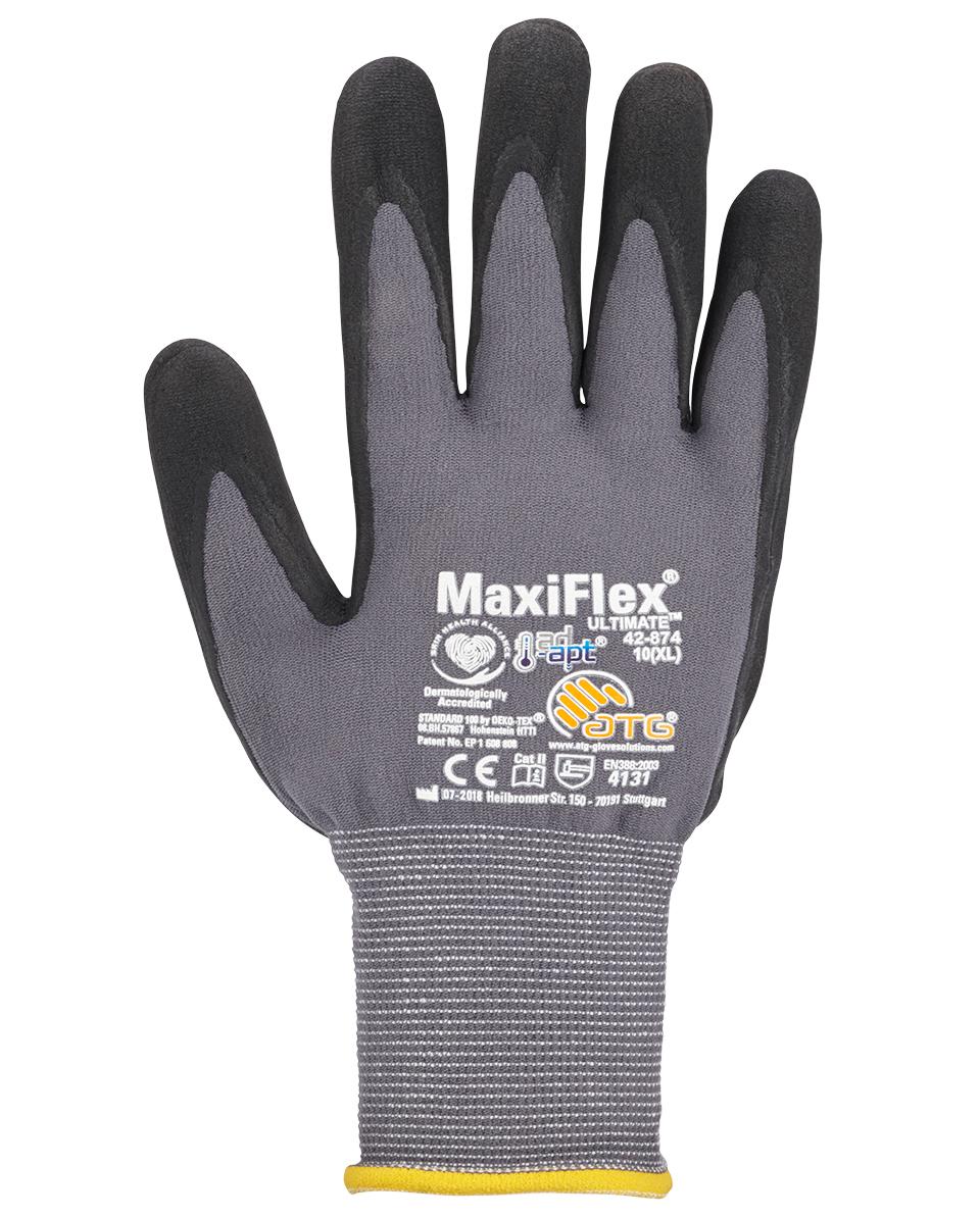 MaxiFlex nylonhandschoen Ultimate AD-APT Bild 2