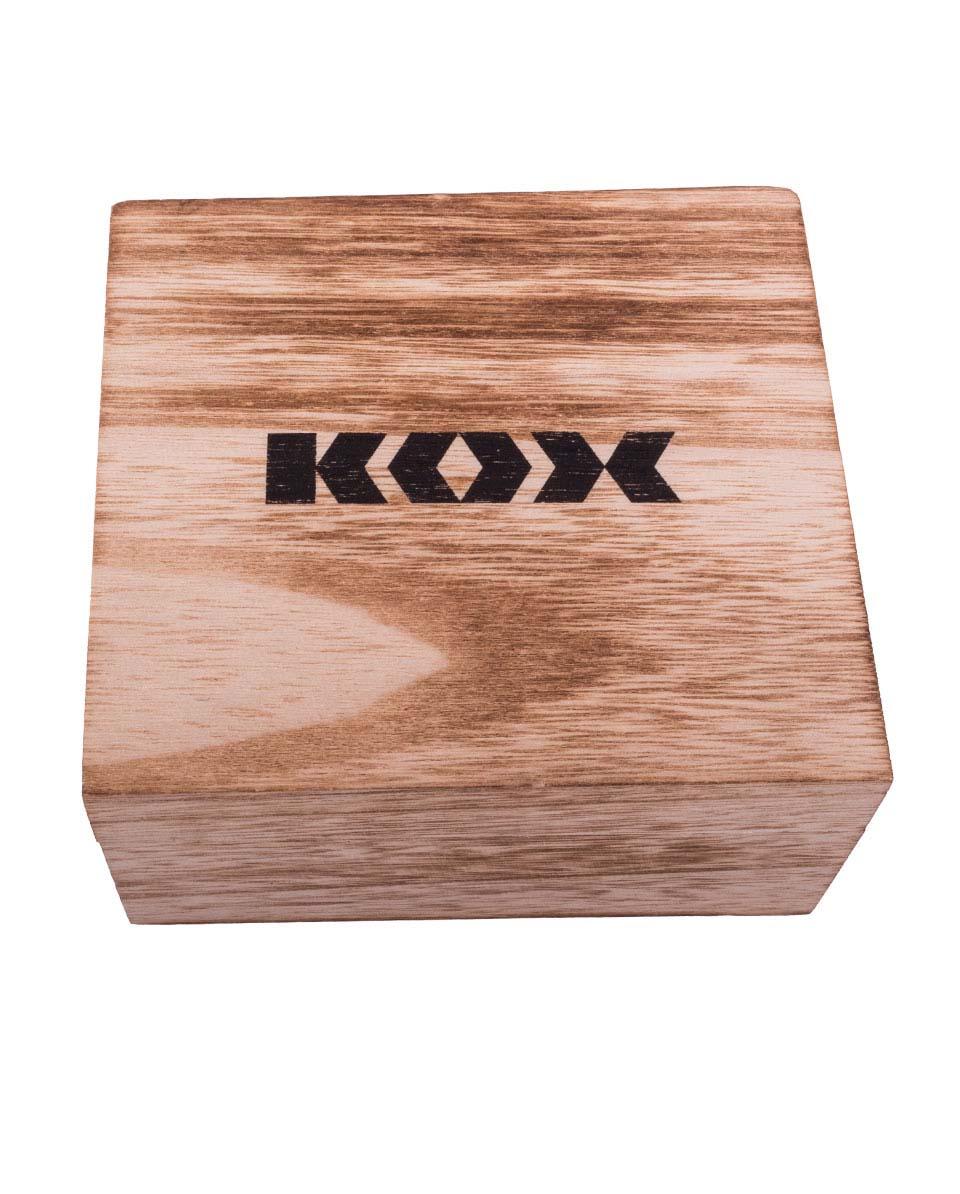 KOX leren riem Bild 5