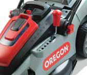 Oregon accu-grasmaaier LM300, 581683