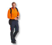 beenbeschermers voor bosmaaier Bild 2
