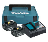 Makita Power Source-Kit 3,0 Ah, 2 x 18 V