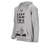 KOX lumberjack hoodie Bild 2