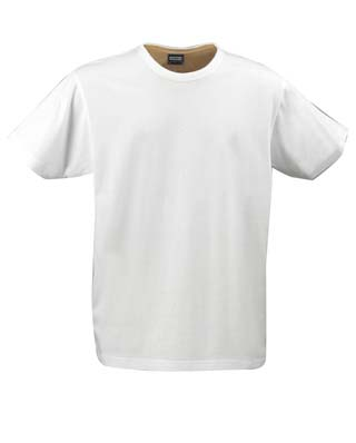 JOBMAN T-shirt 6522 wit